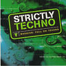 STRICTLY TECHNO - Various - 1999 12 Track CD Album
