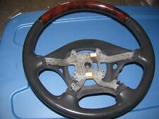 LINCOLN LS 2000-2001-2002 BLACK WOODEN STEERING WHEEL