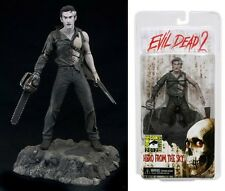 Neca Evil Dead 2 SDCC 2012 Exclusive Ash Hero From the Sky Action Figure