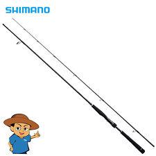 "Shimano EXSENCE S810ML/R Medium Light 8'8"" spinning reel fishing rod pole"