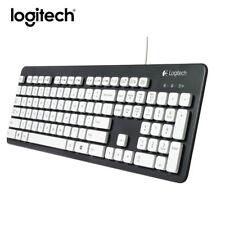Logitech K310 Wired Keyboard Waterproof Multimedia Ergonomics keybord