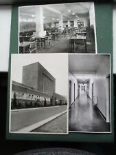 3 PHOTOS - BRITISH NYLONS FACTORY , PONTYPOOL