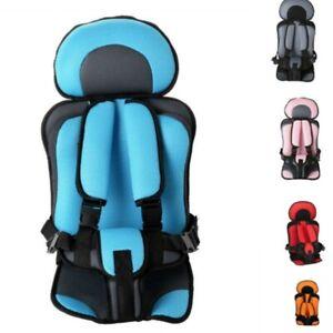1-5Y Baby Car Seat Safe Sturdy Kid Children Toddler Booster Chair Geek Guru Pad