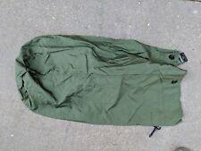 US Army Military Duffle Bag Sea Bag OD Nylon Top Load 2 Strap