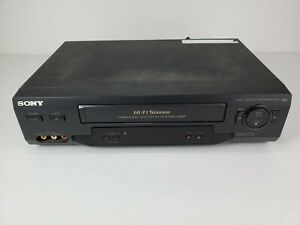 Sony SLV-N51 VHS VCR No Remote  **For Parts Only**