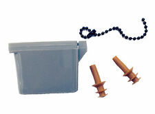 Earplugs - GI Military Issued with Carry Cases with Free Shipping