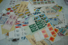 Mint Plate Block Corners, Us Stamps, Unused, Uncancelled, Over $100.00 Face