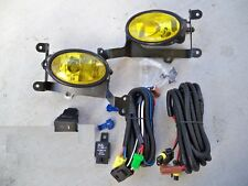 06-08 Honda Civic FA FG 2 door Coupe Yellow Fog Light Kit + Harness + Switch Si
