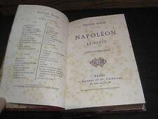 Victor HUGO: Napoléon le petit. Hetzel (sans date) relié
