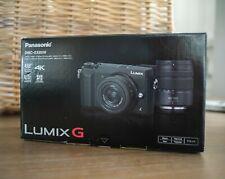 Panasonic DMC-GX85 BODY ONLY Lumix GX85 16MP MFT 4K UHD Mirrorless Camera