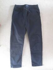 Next Boys Navy blue trousers age 14