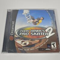 Sega Dreamcast Tony Hawk's Pro Skater 2 Game