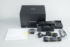 Fujifilm Fuji X-Pro1 XPro1 16.3MP Digital Mirrorless Camera Body Only, Black