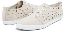 Volcom ON THE ROAD Womens Lace Up Shoes 7 US Tan NEW