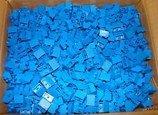 Lego Blue Roof Tiles 2x2 / 45° Angle Inverted Slope Brick (Lot of 20)
