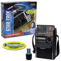 Star Trek TOS Medical Tricorder Replica light + sound Mc Coy top neu ovp
