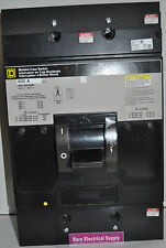 New Square D 600 Amp Main Switch Triple  600Amp MCCB 630 Moulded Breaker 630Amp