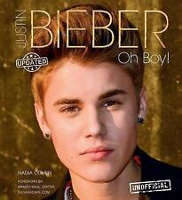 Justin Bieber: Oh Boy! (Music), New Books