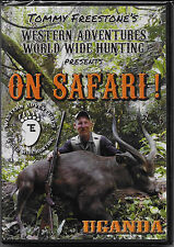 Western Adventures World Wide Hunting (On Safari! - Dvd's) - Uganda