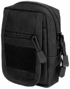 NcSTAR VISM Small Utility Pouch Black