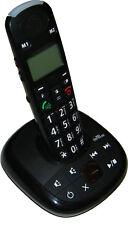 Freetel ECO a-4615-0 Teléfono Analógico Teléfono Senior schwarz 48