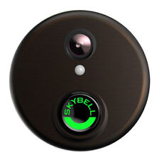 Alarm.com SkyBell Outdoor Color Round HD WiFi 1080p Video Doorbell ADC-VDB102