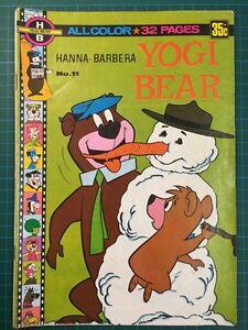 Yogi Bear (Hanna-Barbera) - 32 page all color Comic #11 (C23)