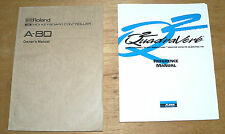 Manuals - Orig.manuals - 100's of instruments - shipping options - List below