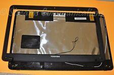 TOSHIBA Satellite C655 C655D-S5511 Laptop Back Cover +LCD Bezel +Webcam +Antenna