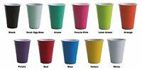 New 4 x AVANTI Miami Melamine Two Tone Cup 400ml Multi Colour Genuine Free Post