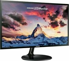 """SAMSUNG S24F354FHU Full HD 1080P 24"""" LED Monitor-HDMI-VGA-ideale per il gioco"""
