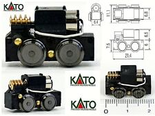 KATO TU-9A MICRO SIZE CHASSIS MOTORIZED MOTORIZZATO mm.21,4 x 11 x 12,5 SCALA-N