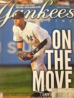 Yankees Magazine Derek Jeter April 2013 120818nonrh