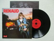 """LP 33T RENAUD """"Ma gonzesse"""" POLYDOR 2473 095 FRANCE #2 §"""