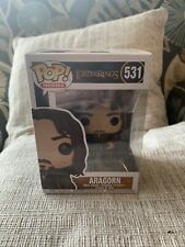 Funko Pop Lord of the Rings Aragorn Strider #531