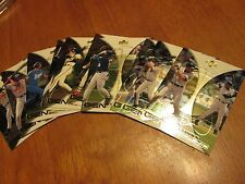 2000 UPPERDECK GENERATIONS OF EXCELLENC INSERT SET OF 10 SWEET LOOKING VERY RARE
