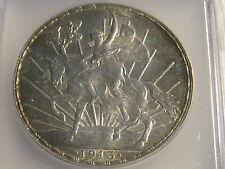 1913 Mexican Un Peso MS 60