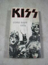 Vintage 1995 Kiss Cobo Baby January 27 1976 Cobo Hall Detroit VHS Made In Japan
