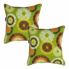 2 X Fireworks Outdoor Indoor Throw Scatter Cushions Home Decor