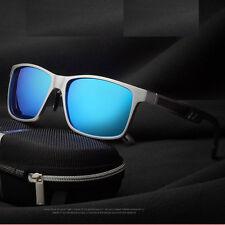Mens Vintage Retro Outdoor Polarized Pilot Sunglasses Eyewear Driving Glasses
