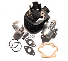 Simson SR1 SR2 SR 2 E 2 x Dichtunge + Vergaser + Zylinder Kolben 2,3 PS für Moto