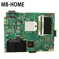 For Asus X52N A52N K52N Motherboard REV.2.1 Mainboard AMD  60-NZSMB1000-A05 Test