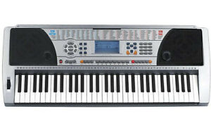 WEINBERGER Keyboard 44876 Anschlagsdynamik Keybord Drums Lernfunktion NEU