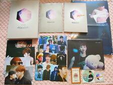 Beast B2ST Kikwang Photobook + 2 DVD Goods Set w/Gift K-POP United Cube Concert