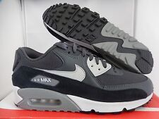 NIKE AIR MAX 90 ESSENTIAL ANTHRACITE-GRANITE-BLACK SZ 13 [537384-035]