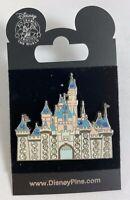 Disneyland Jeweled Cinderella Castle Disney Collectible Trading Pin