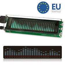 AK2515 VFD MUSICA AUDIO Spettro display a matrice di punti Mini Indicatore di livello VU meter