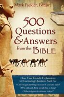 500 Questions And Answers From The Bible... by Mark Fackler Paperback / softback