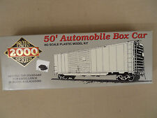 Ho Proto 2000 Burlington Cb&Q #48184 50' Automobile Box Car Dreadnaught Ends Kit