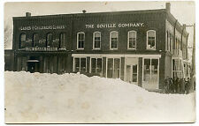 RPPC NY Central Square The Coville Co & Low's Cash Store  Oswego County